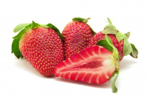 Strawberries, healthy, delicious anti-oxidants