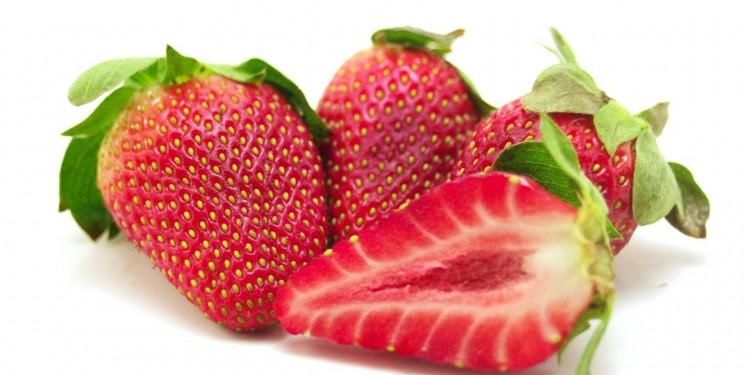 Strawberries, healthy, delicious anti-oxidants