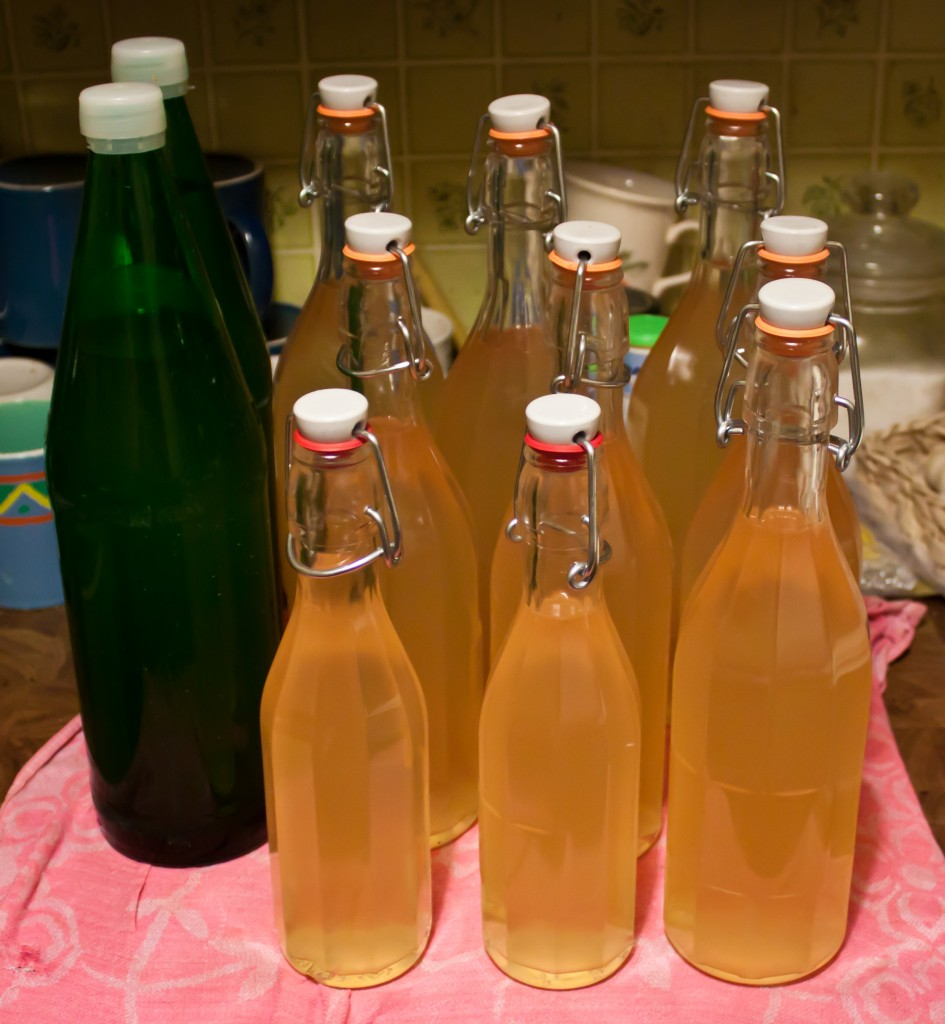 Elderflower Syrup