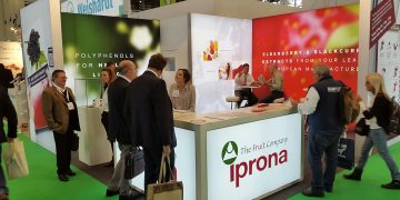 Iprona Vitafoods 2017