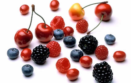 Anthocyanin berries